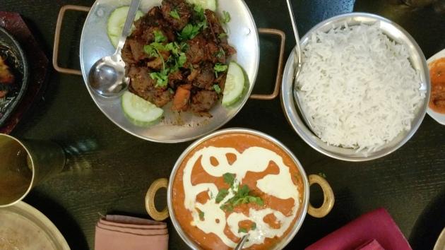 Kukhura Makkhani (Butter Chicken)
