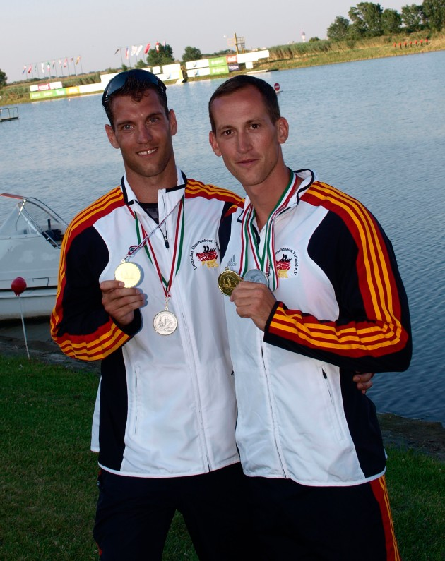 Dragon Boat World Athlete Marc Rößler